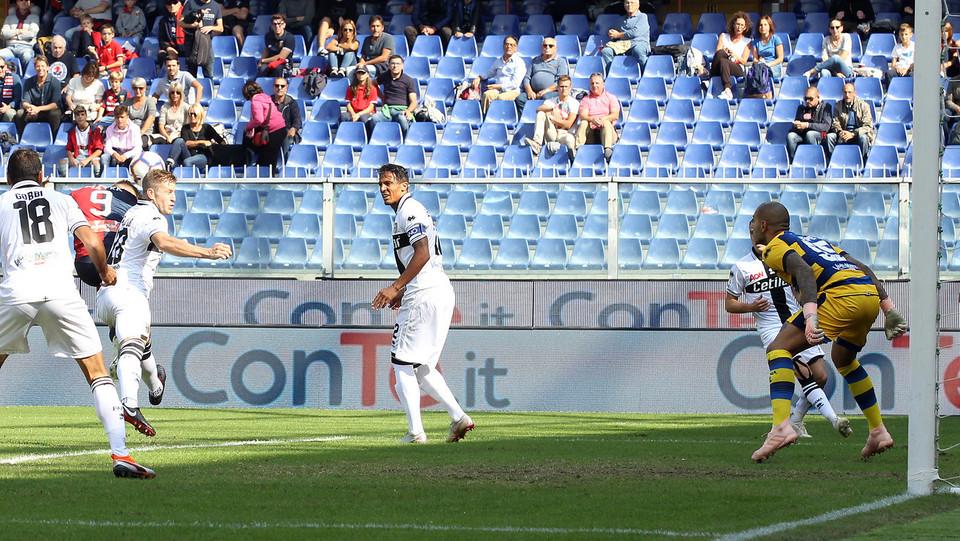 Piatek, ancora lui, fa 1-0 a inizio match ©