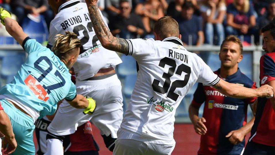 Rigoni fa il gol dell'ex: al Ferraris è 1-1 ©