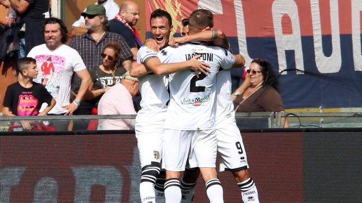 Serie A, Piatek non basta al Genoa: il Parma vince 3-1 in rimonta