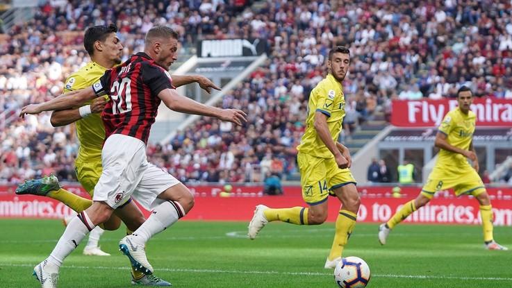 Serie A, Milan-Chievo 3-1 | Il Fotoracconto