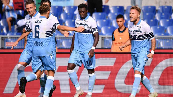 Serie A, la Lazio si risolleva: Immobile stende la Fiorentina