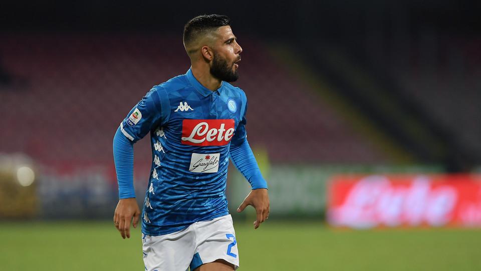 Insigne fa 2-0. Il Napoli è secondo a +3 sulla Lazio ©