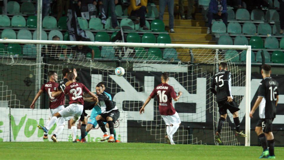 Siena - Arezzo 0-0 - Un momento dle match ©