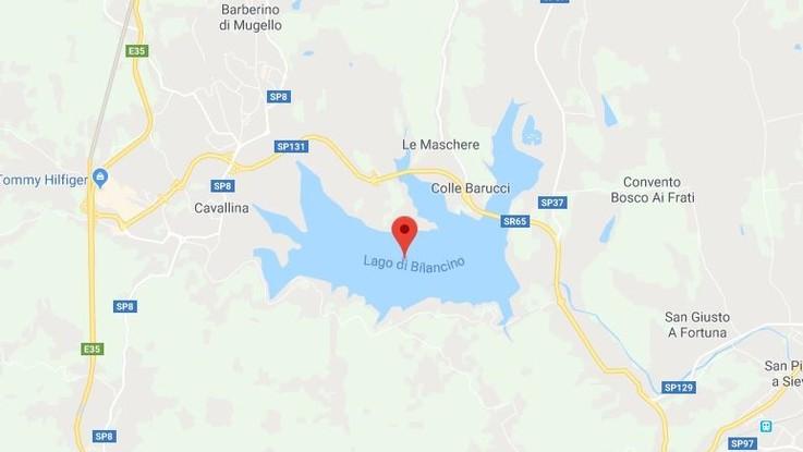 Firenze, cadavere nel lago di Bilancino: è 80enne scomparso nel 2016