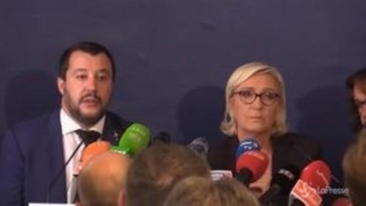 """Sale lo spread, Salvini: """"Chi vuole speculare sulla nostra economia perde tempo e denaro"""""""