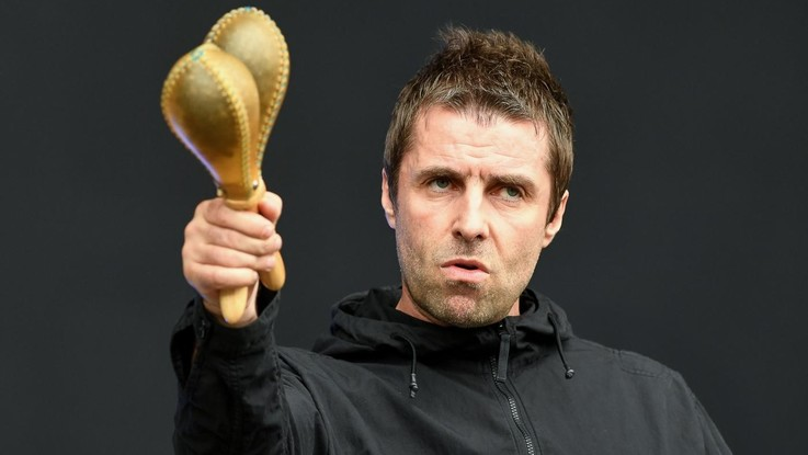 Guai per Liam Gallagher: è sospettato di aver aggredito fidanzata
