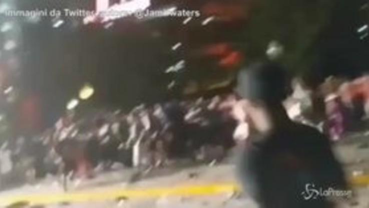 Rissa al concerto del rapper Lil Wayne, 6 feriti al festival di Atlanta