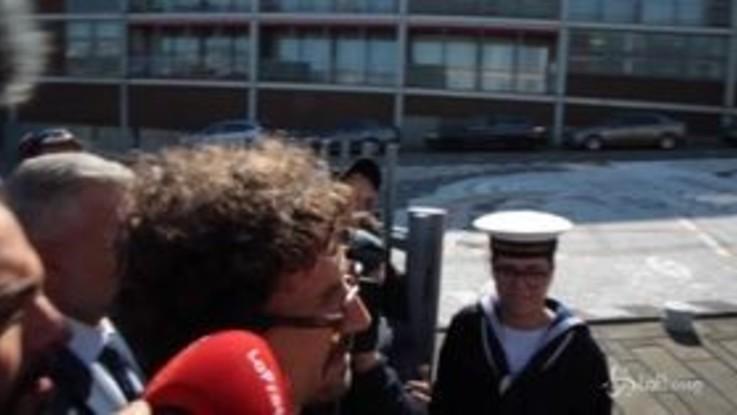 """Genova, sfollati incontrano Toninelli: """"Decreto è un flop, siamo stanchi delle bugie"""""""