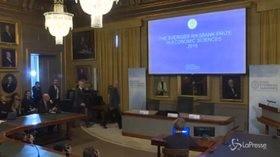 Il Nobel per l'Economia a Nordhaus e Romer