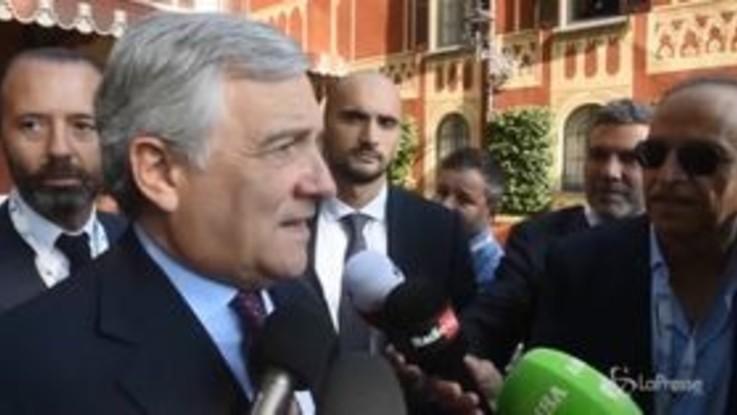 """Manovra, Tajani: """"Il governo si fermi"""""""