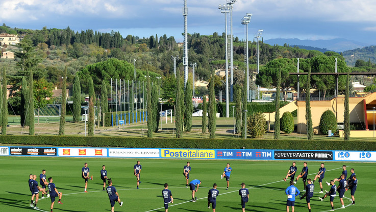 """Nazionale, ottimismo Mancini: """"Con lavoro costruiremo buona squadra, obiettivo è l'Europeo"""""""