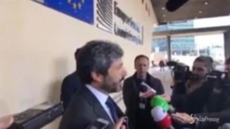 """Caso Regeni, Fico: """"Italia lasciata sola, Juncker concorda con noi"""""""