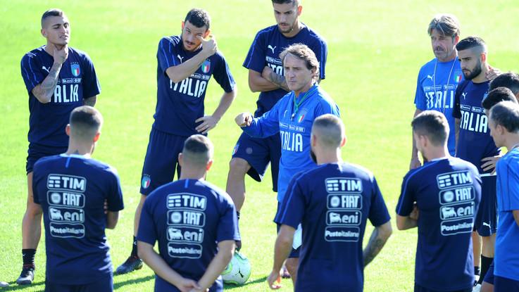 """Nazionale con Genova nel cuore. Mancini: """"Importante vincere"""""""