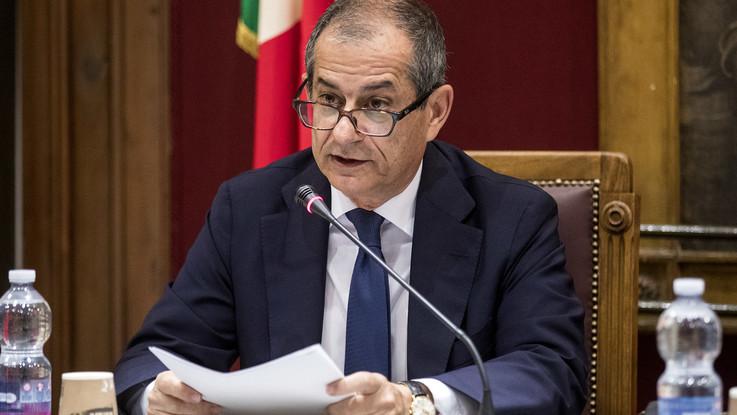 """Manovra, Tria: """"Governo conferma previsioni Nadef"""""""