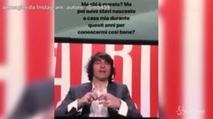 """Balotelli vs Cruciani, lite sulla cittadinanza italiana: """"Ma questo chi è?"""""""