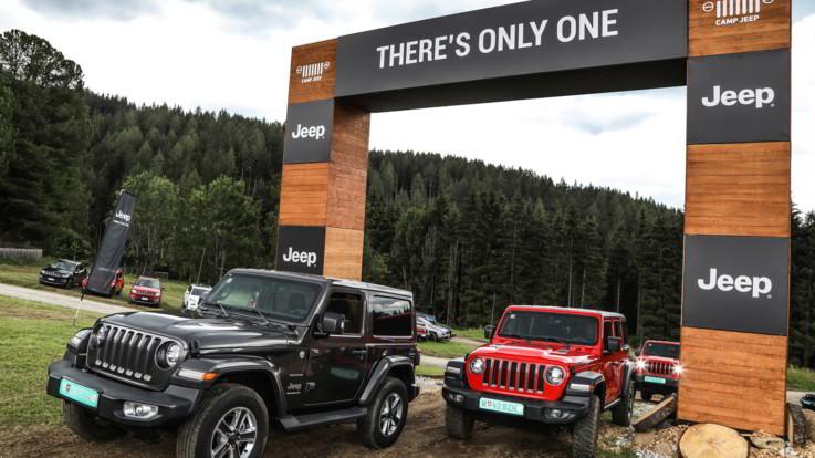 Jeep, appuntamento al '4x4 Fest'