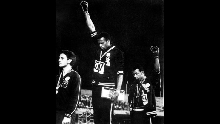 Appoggiò pugni Black Power a Olimpiadi '68: statua per Peter Norman