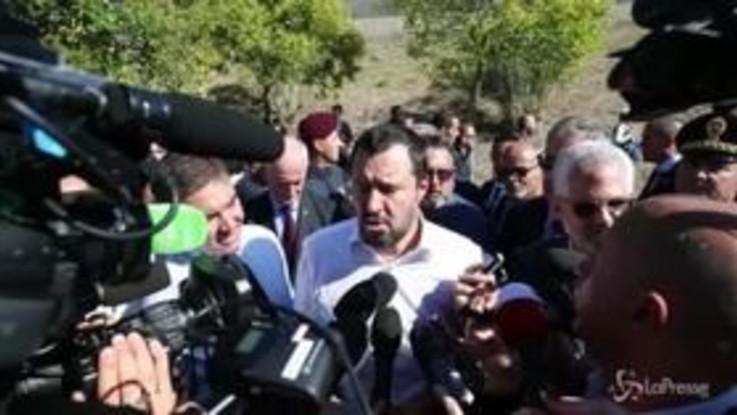 """Salvini: """"Spread? Basta, parliamo di vita reale"""""""