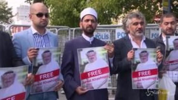 """New York Times: """"Fatto a pezzi il giornalista saudita scomparso"""""""