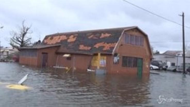 Florida, ecco i danni dell'uragano Michael