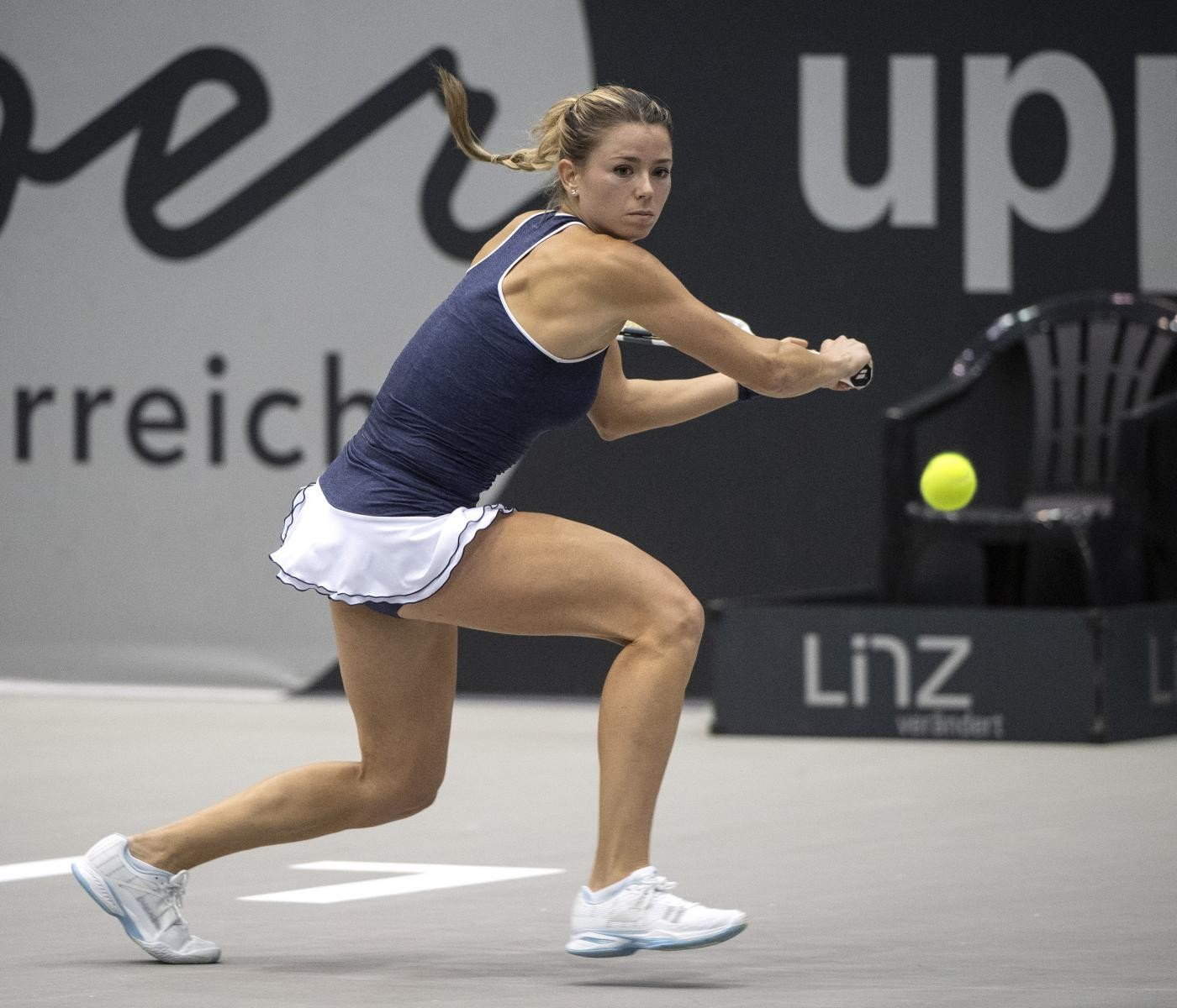 Tennis, Cecchinato battuto da Djokovic a Shanghai