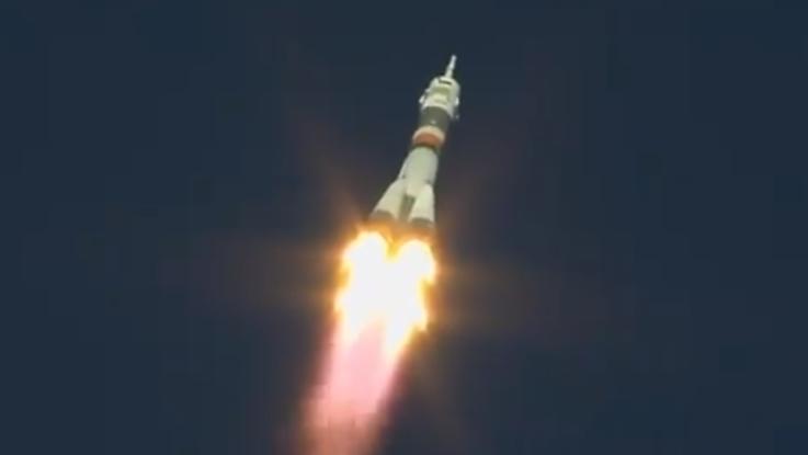 Spazio, atterraggio di emergenza per la Soyuz: a bordo un russo e un americano