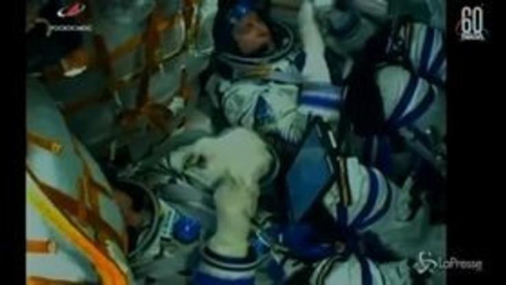 Soyuz, il countdown al lancio