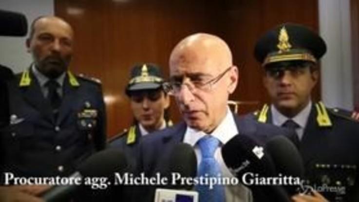 """Sequestro Spada, procuratore Giarritta: """"Beni confiscati simbolo del potere del clan"""""""
