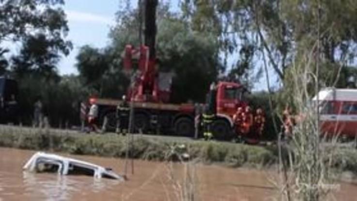 Maltempo Cagliari, trovata morta la donna dispersa