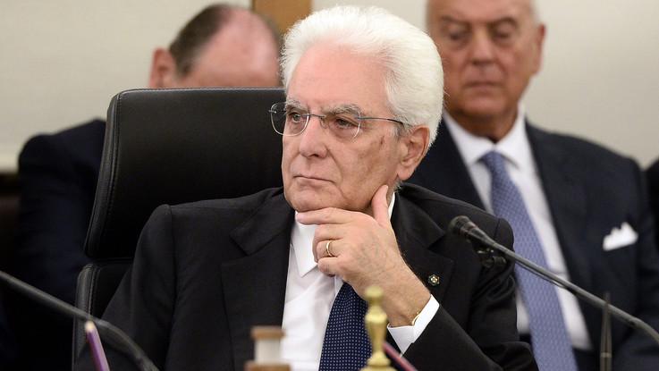 """Mattarella difende Upb e Bankitalia: """"La Carta tutela la loro indipendenza"""""""