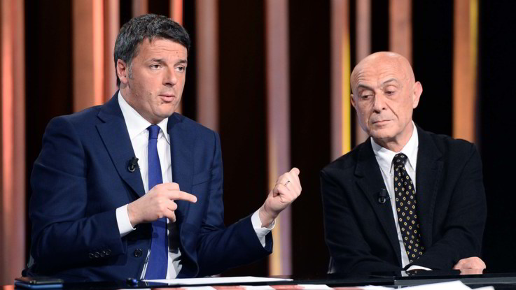 Pd, Zingaretti lancia Piazza Grande. Pressing dei renziani su Minniti: l'appello dei 13 sindaci dem
