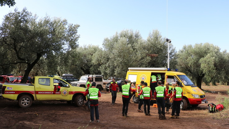 Maltempo Calabria, trovato il cadavere del bimbo di 2 anni disperso