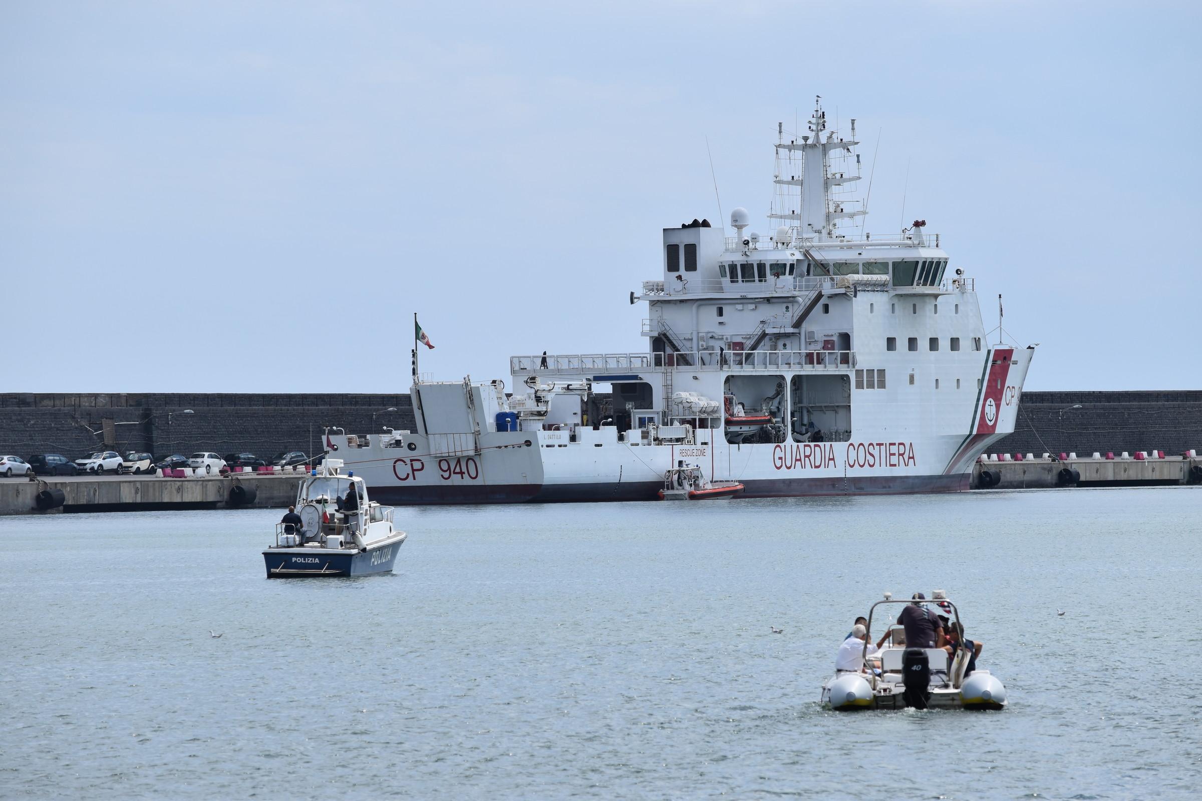 Migranti, la Guardia costiera salva 70 persone avvistate in acque maltesi