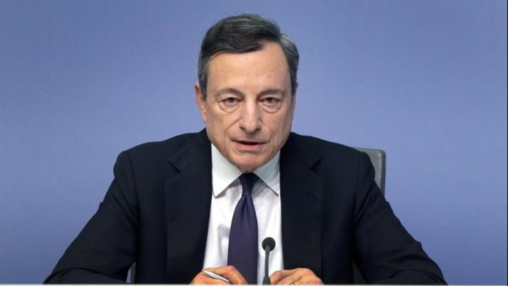"""Manovra, Draghi: """"Fiducioso che le parti troveranno compromesso"""""""