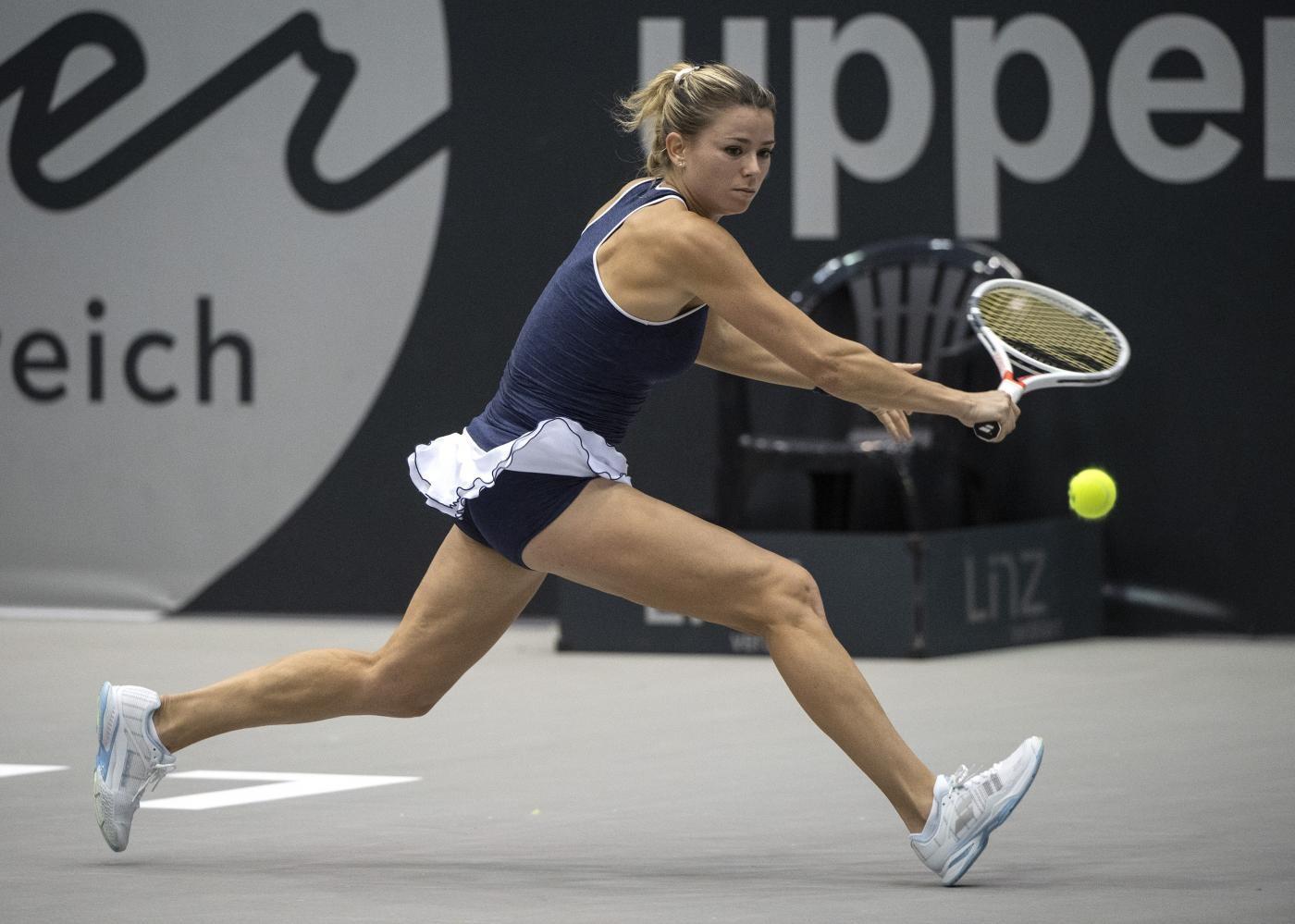Wta Linz, Camila Giorgi approda in finale: sfiderà Ekaterina Alexandrova