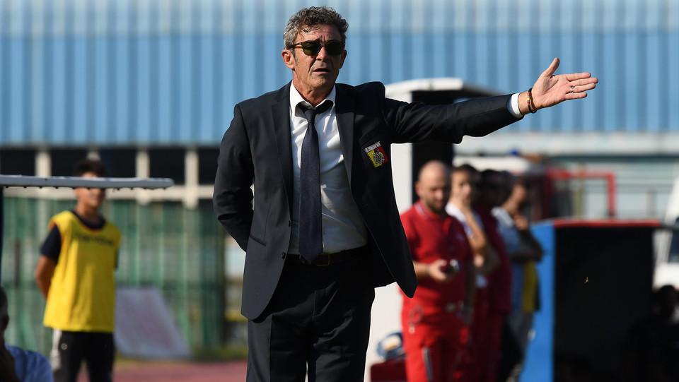 Gaetano Auteri allenatore del Catanzaro ©