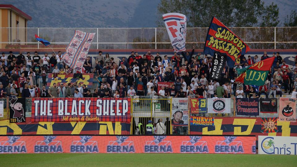 I tifosi della Casertana ©