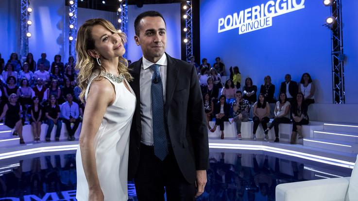 Domenica Live, Luigi Di Maio ospite di Barbara d'Urso