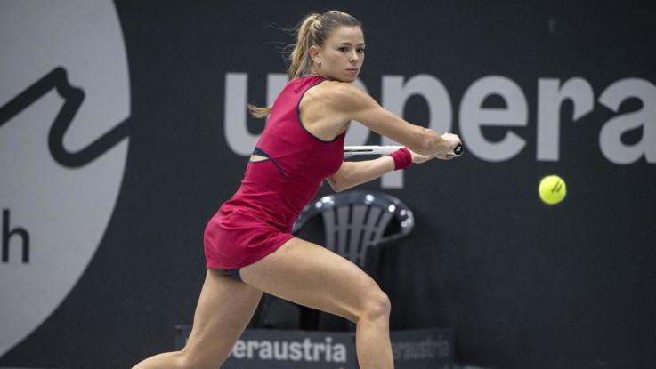 Tennis, Camila Giorgi trionfa a Linz e diventa numero 28 del mondo