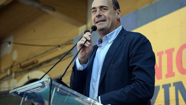 """Pd, Zingaretti: """"Stop egocrazia, siamo una squadra"""""""