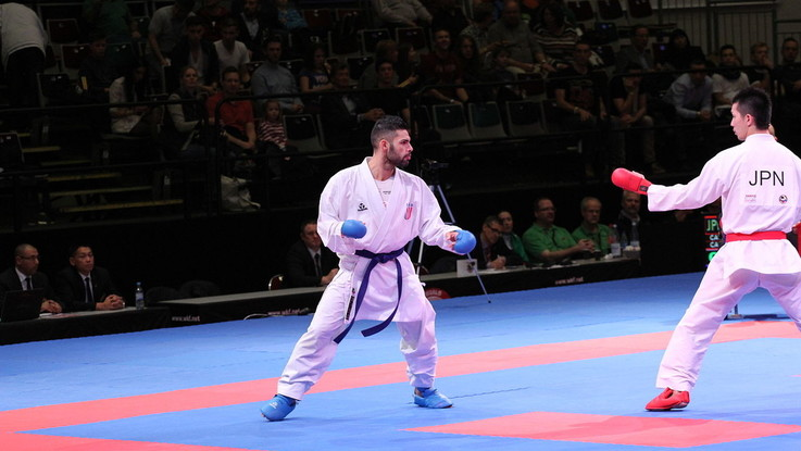 Karate, Premier League: sei medaglie per l'Italia a Tokyo