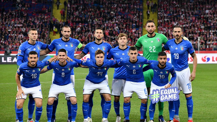 Nations League: Polonia-Italia: 0-1 | Fotoracconto