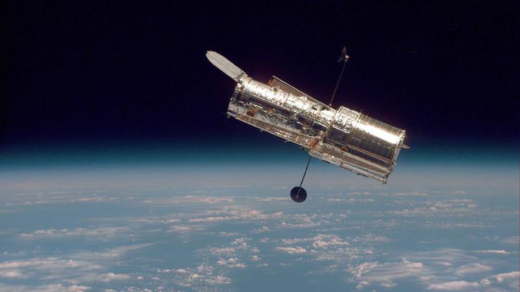 """""""Nasa: Storia del futuro"""", in prima tv un documentario per celebrare i 60 anni dell'agenzia spaziale"""