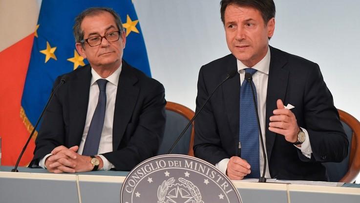 Manovra, al via il vertice sulla pace fiscale. Ma Salvini e Di Maio non partecipano