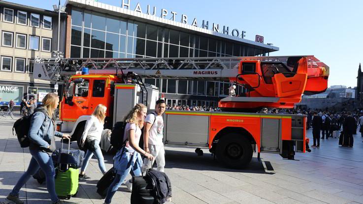 Germania, presa di ostaggi alla stazione di Colonia