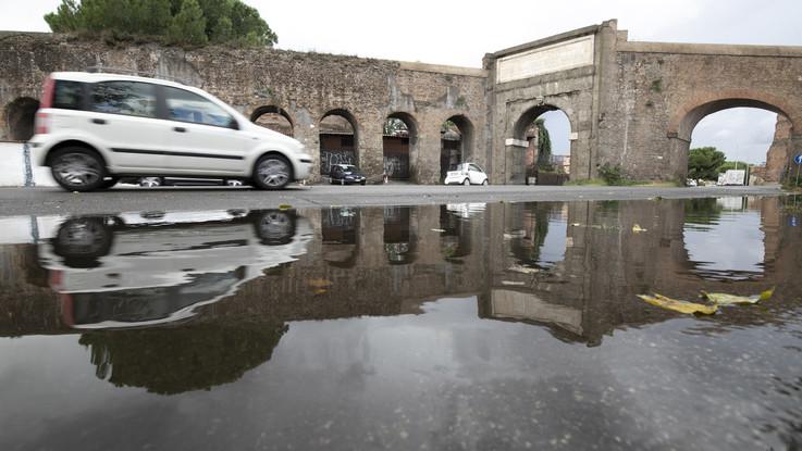 Ondata di maltempo sull'Italia, pioggia da nord a sud: il meteo del 16 e 17 ottobre