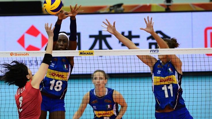 Mondiali di Volley, Italia battuta dalla Serbia (3-1)