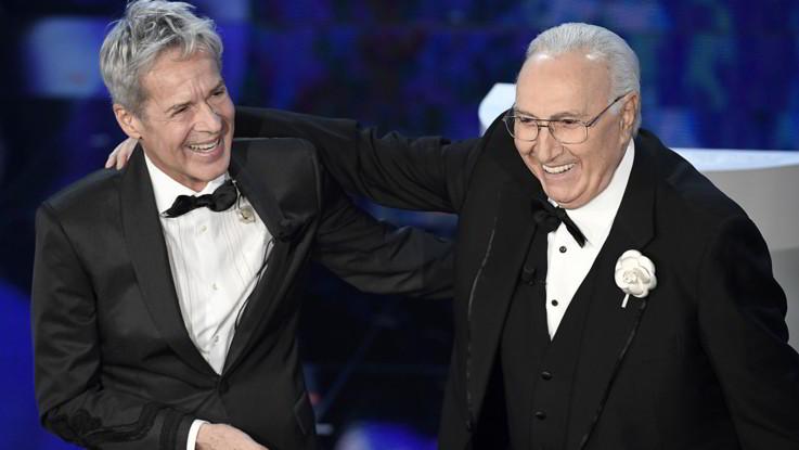 """Sanremo Giovani, spunta la coppia Baudo-Rovazzi. Baglioni: """"Interessanti"""""""