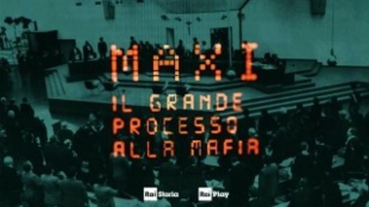 """""""Maxi"""", sulla Rai arriva la docufiction sul processo a Cosa Nostra"""