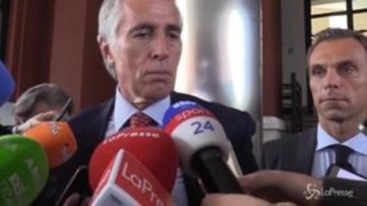 """Olimpiadi 2026, Malagò: """"Budget alla portata anche senza il governo"""""""
